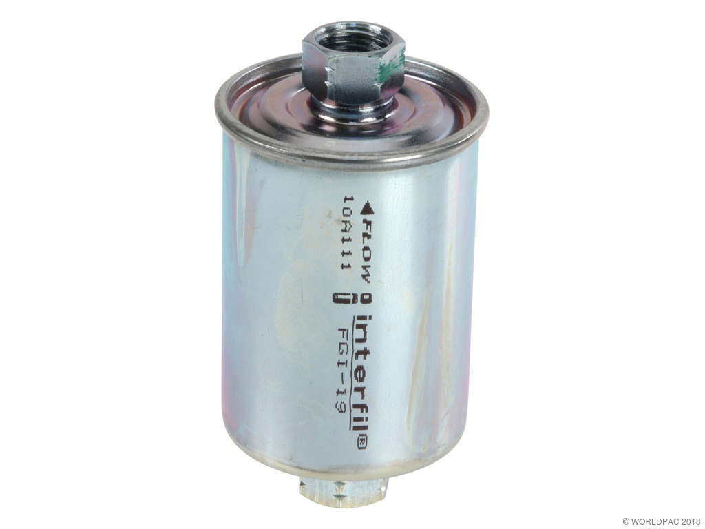 1987 Cadillac Fleetwood Fuel Filter (Interfil W0133-1681829)