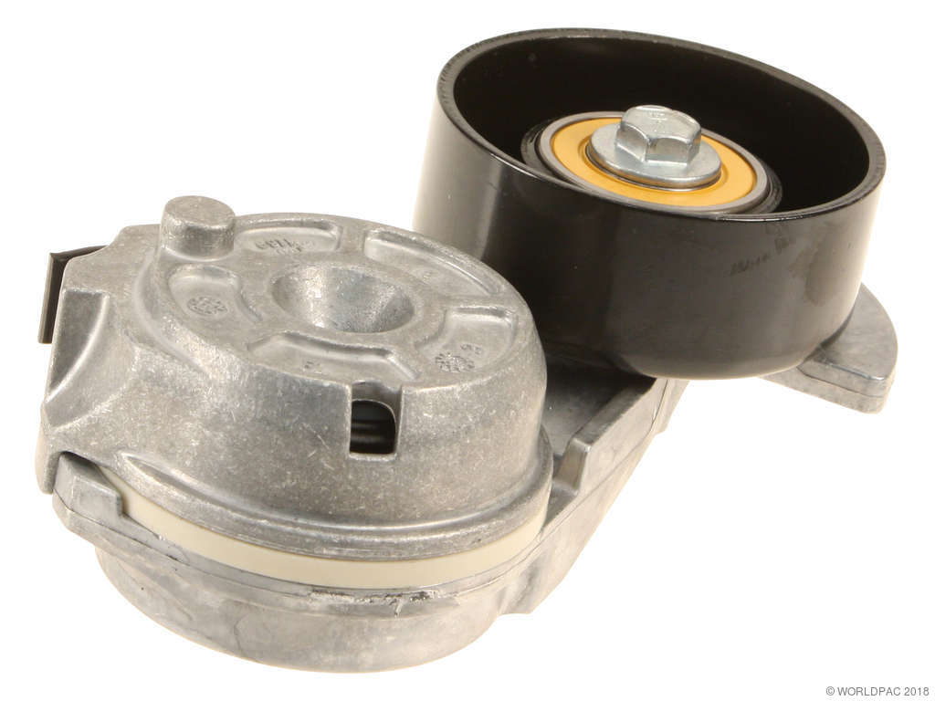 Ford Mustang Drive Belt Tensioner Assembly Replacement Dayco Timing 2000 8 Cyl 46l Motorcraft W0133 1854235