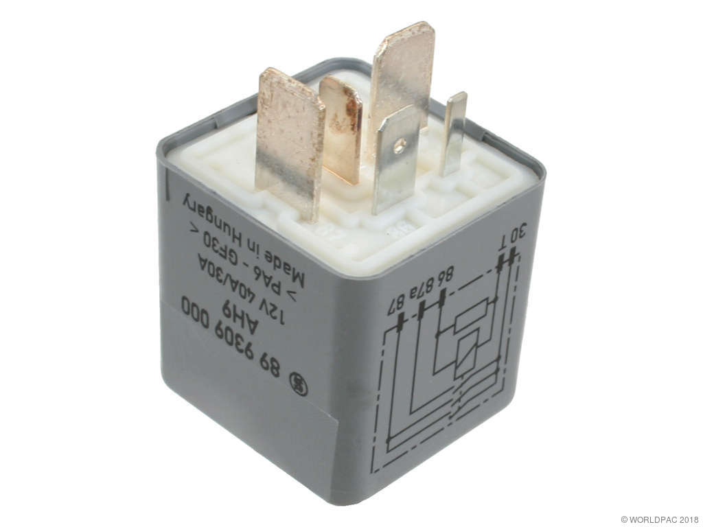 Volkswagen Passat Fuel Pump Relay Replacement Beck Arnley Meyle Vw 1999 Stribel W0133 1624540 Close Contact Location Code No 4 372 To Be Used For 208 Prevent