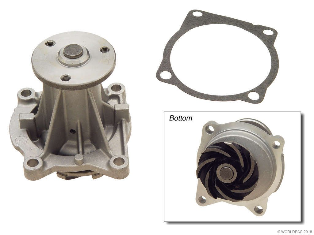 Oldsmobile Cutlass Ciera Engine Water Pump Replacement Acdelco 1993 Diagram 4 Cyl 22l Gmb W0133 1682718