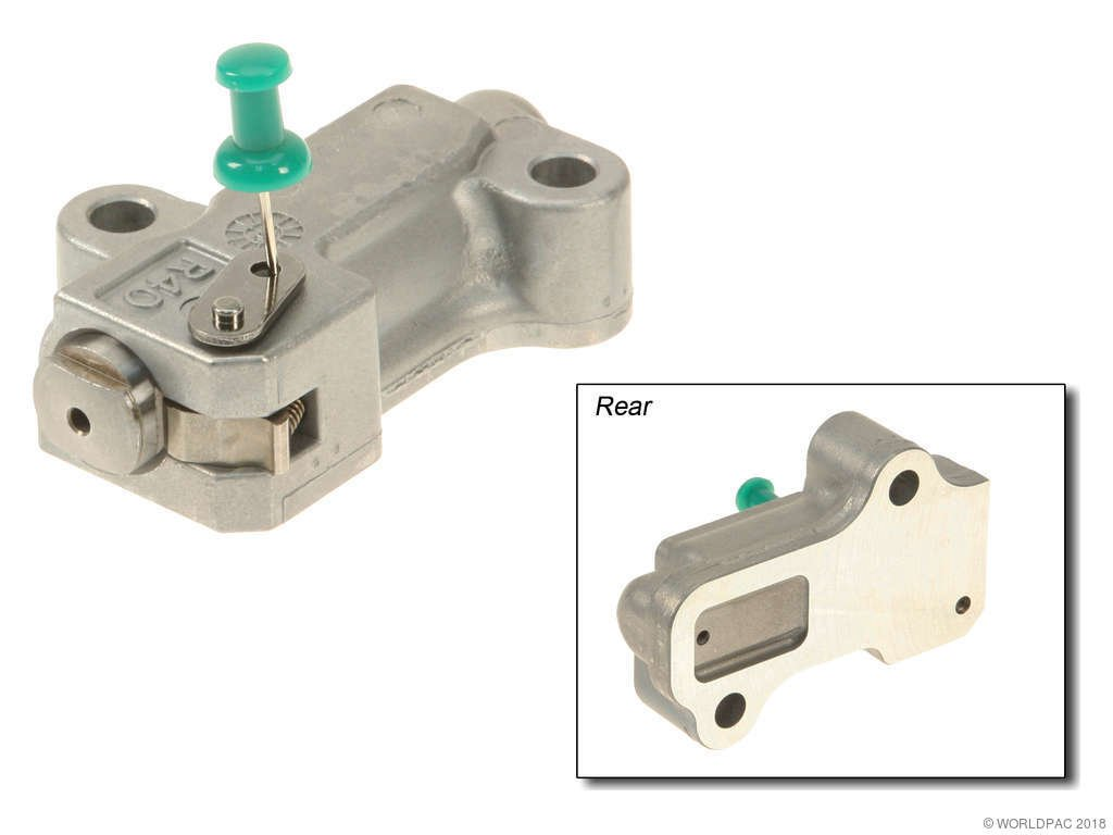acura tsx engine timing chain tensioner replacement beck arnley