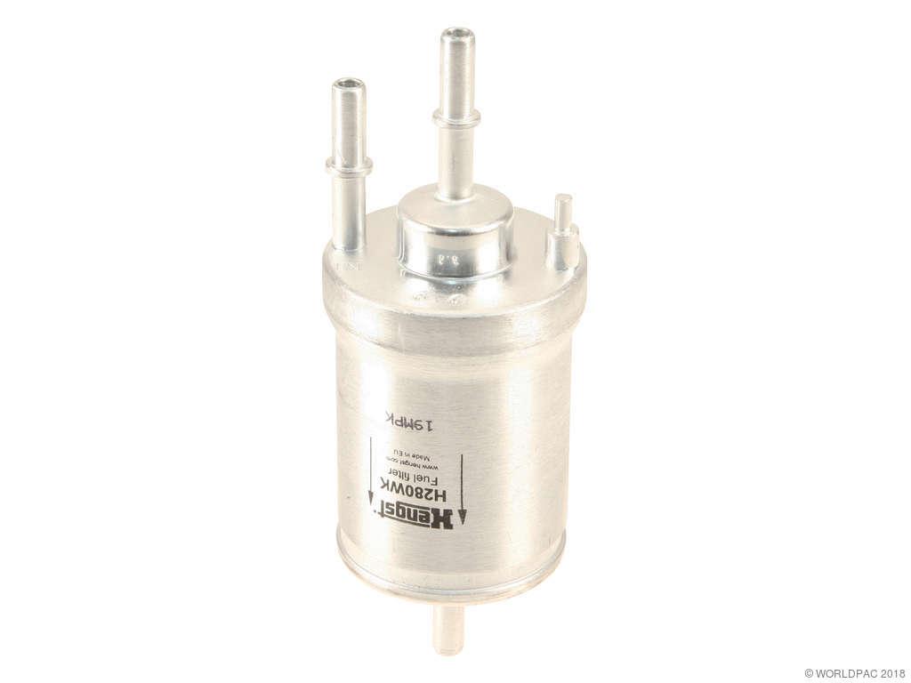 audi a3 fuel filter replacement (beck arnley, hastings, hengst2007 audi a3 fuel filter (hengst w0133 1933812)