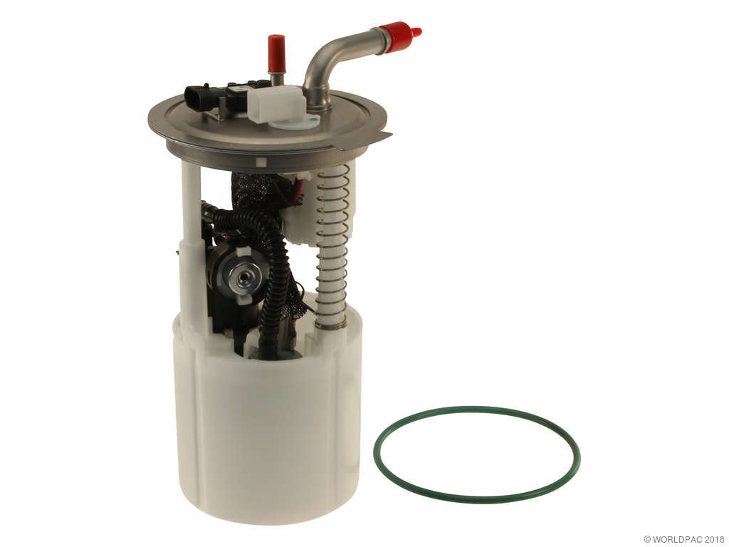 Chevrolet Trailblazer Fuel Pump Module Assembly Replacement (ACDelco