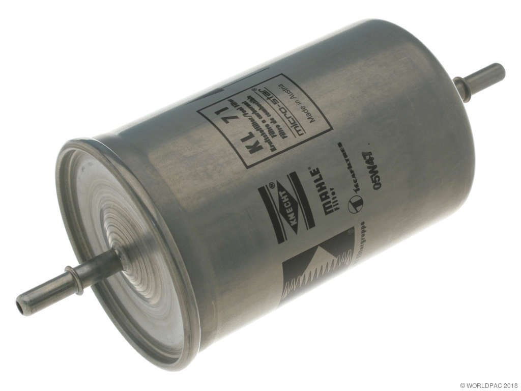 Volvo S80 Fuel Filter Replacement Beck Arnley Hastings Hengst 2010 1999 Mahle W0133 1631677