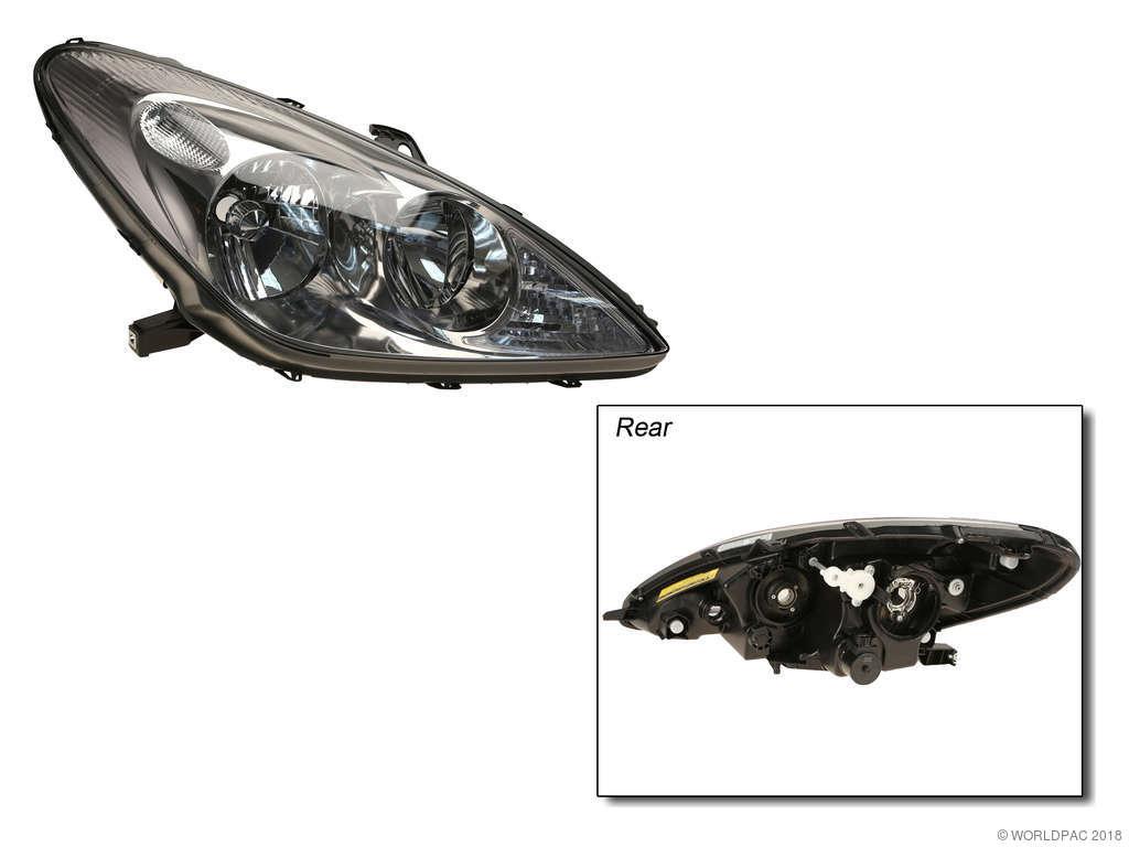 2002 lexus es300 headlight bulb