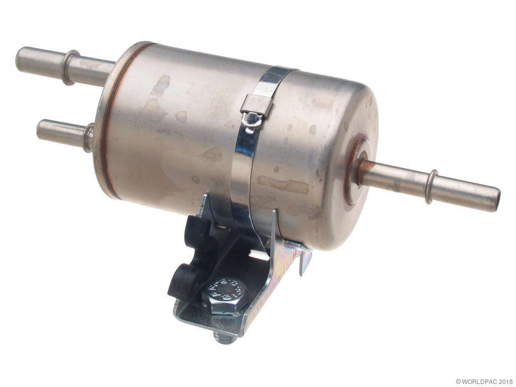 2002 Ford Explorer Sport Trac Fuel Filter (Interfil W0133-1705382)  Production: -03/03/2002 .