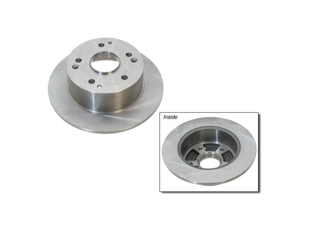 Bendix PRT6084 Metallic Brake Rotor