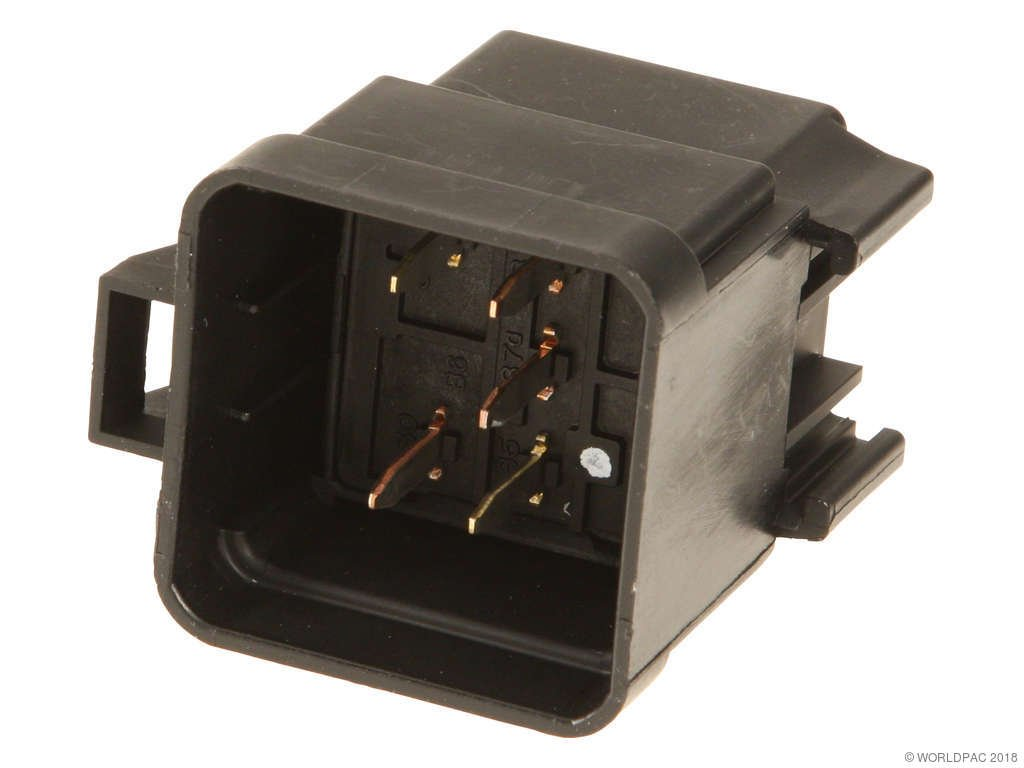 Chevrolet P30 Fuel Pump Relay Replacement (ACDelco, Standard