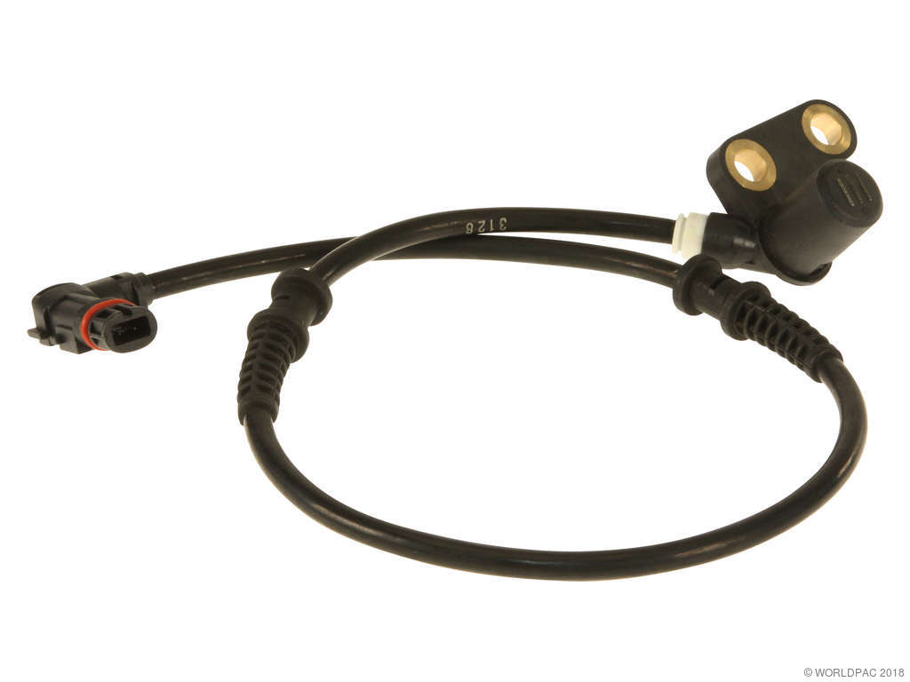 Mercedes Benz C230 Abs Wheel Speed Sensor Replacement Ate Beck Delphi Wiring Harness 1997 Pex W0133 1716559 Not For Models With Acceleration Skid Control Asr
