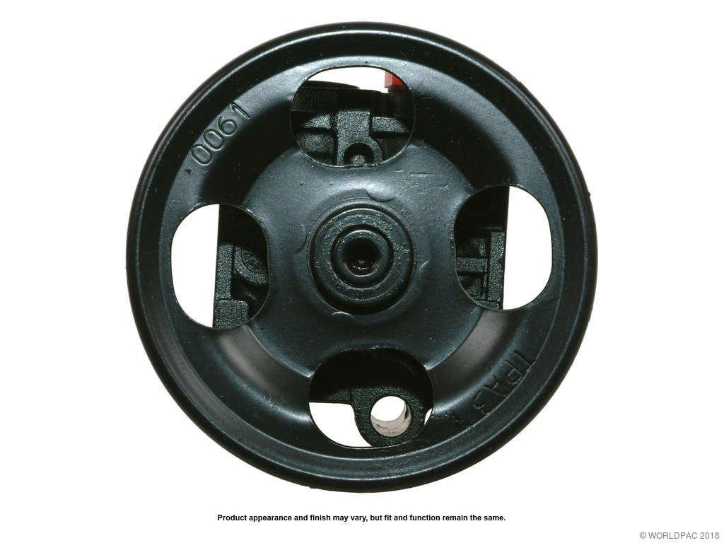 Subaru Legacy Power Steering Pump Replacement Arc Atlantic 2000 Cardone W0133 1654327 W O Reservoir