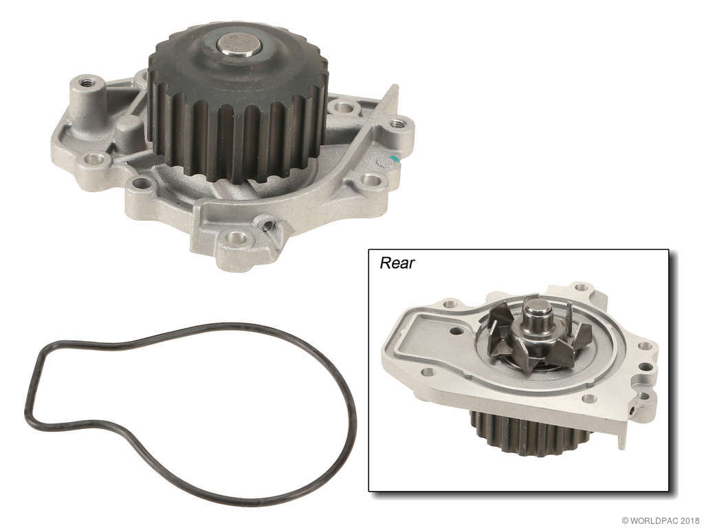 Acura Integra Engine Water Pump Replacement AISIN Airtex Aisin - 1995 acura integra engine