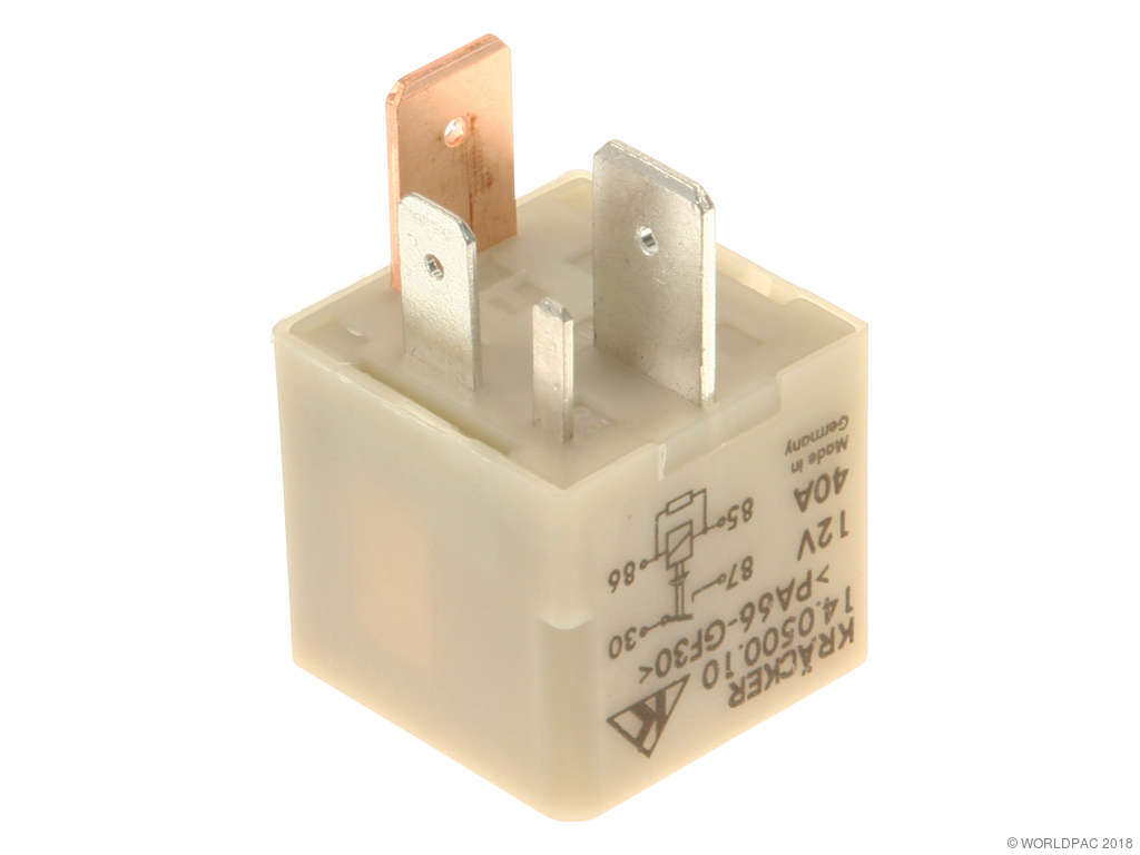 Volkswagen Golf Fuel Pump Relay Replacement Beck Arnley Kaehler Vw 1988 4 Cyl 18l Vemo W0133 1640308