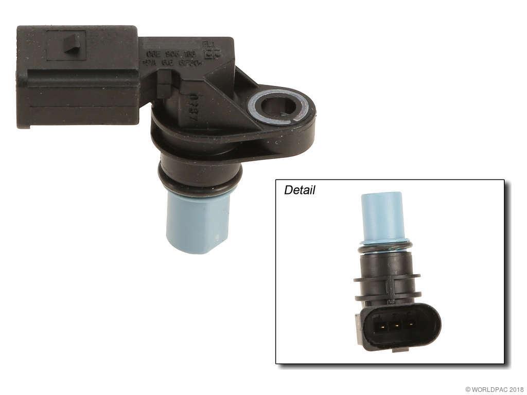 Volkswagen Touareg Engine Camshaft Position Sensor Replacement Beck 2012 Vw Diagram 2009 6 Cyl 30l Bosch W0133 1792953