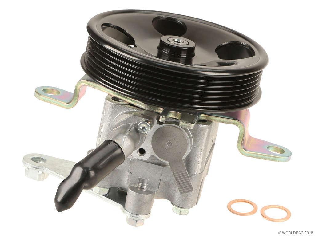 Nissan Altima Power Steering Pump Replacement (Atlantic