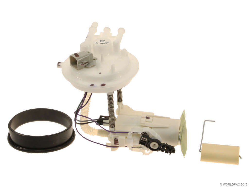 Gmc Yukon Xl 2500 Fuel Pump Module Assembly Replacement Acdelco 2000 Tank W0133 1939639 Rear W O Evap Emission System Stamped Tdf