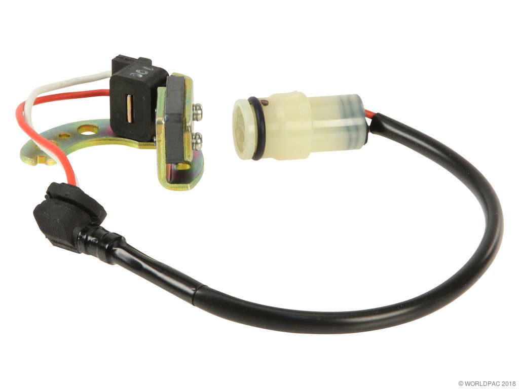 Toyota Pickup Ignition Hall Effect Switch Replacement Forecast 1984 4 Cyl 24l W0133 1750439 Production 08 1983 Calls This Part A Signal Generator And Is