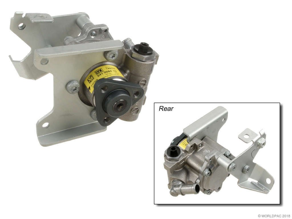 BMW 320i Power Steering Pump Replacement (Atlantic Automotive Eng
