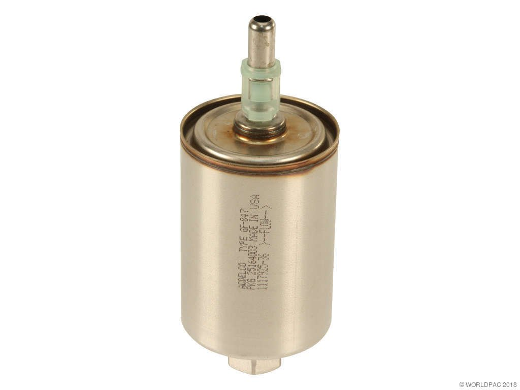 2002 Chevrolet Tahoe Fuel Filter (ACDelco W0133-1693917)