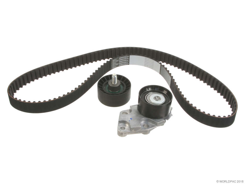Chevrolet Aveo Engine Timing Belt Component Kit Replacement Cloyes 2004 Wiring Harness Contitech W0133 1809454 Belt96417177 Tb335 Idler96350526 Tensioner Brng96350550
