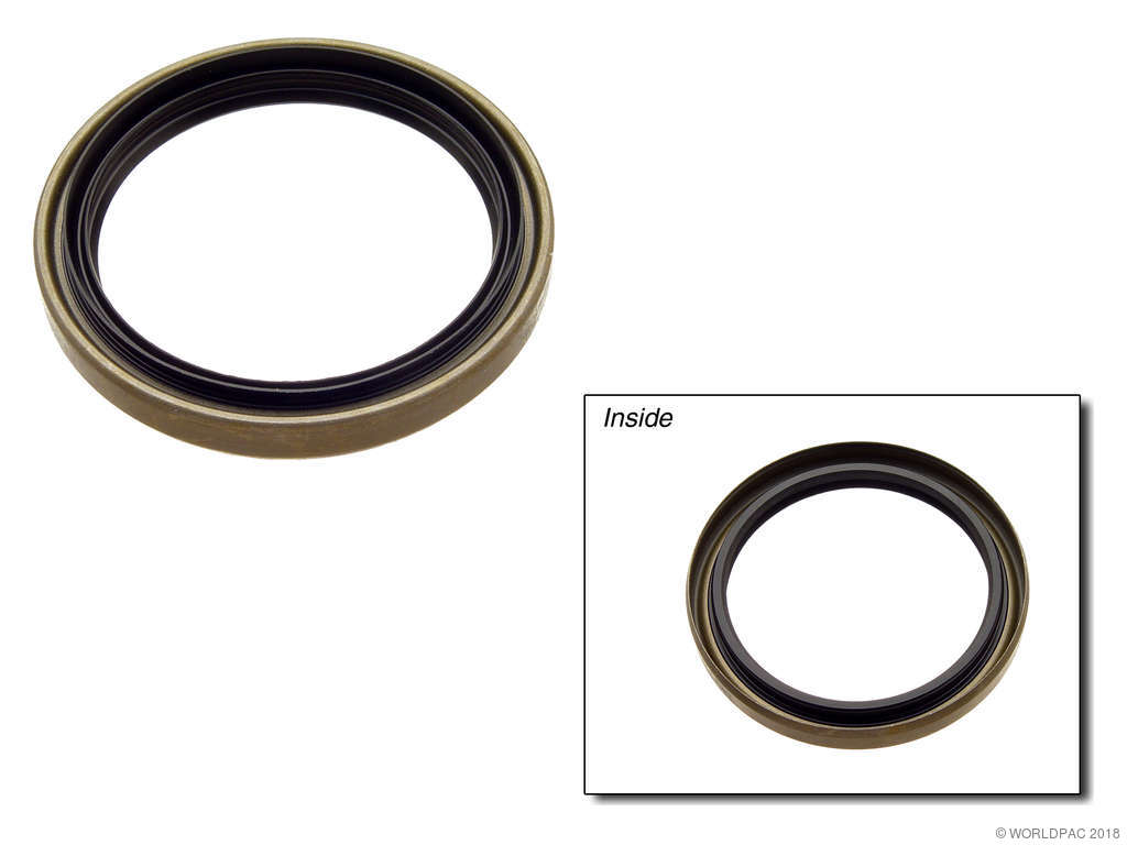 Isuzu Rodeo Wheel Seal Replacement Beck Arnley Centric Nok 1992 Engine 6 Cyl 31l Nippon Reinz W0133 1838670 Production 10