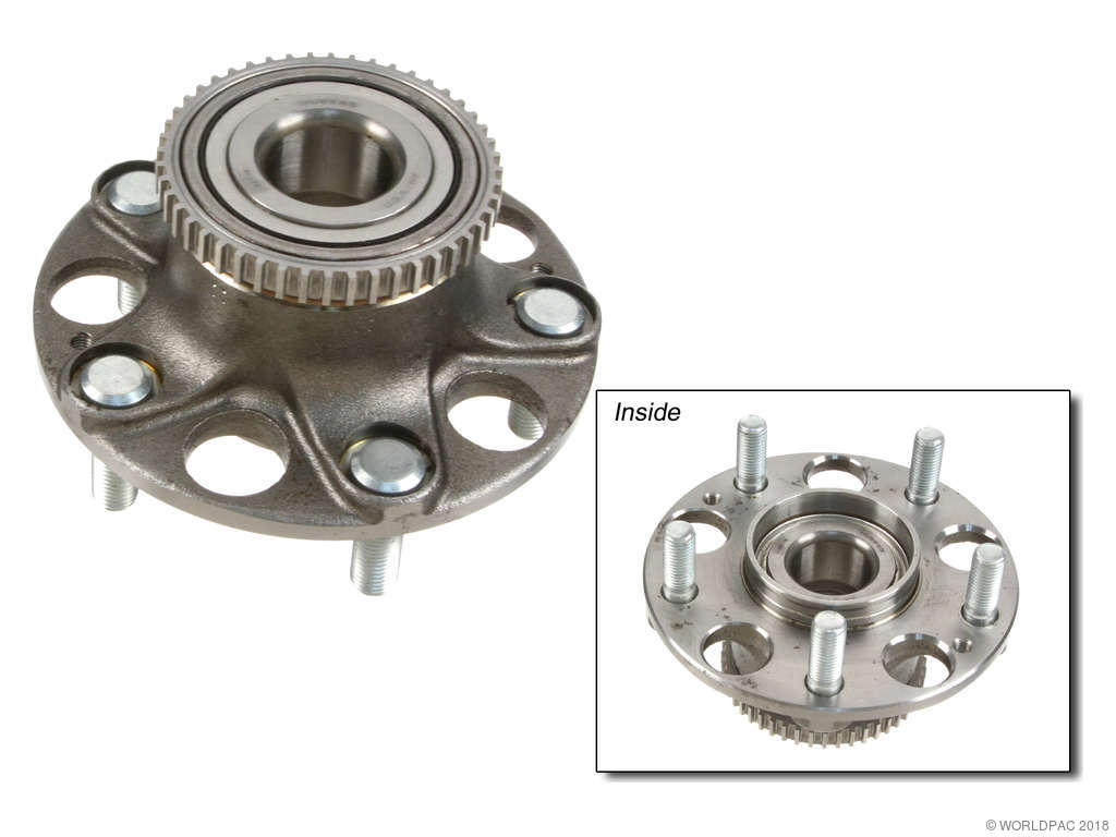 acura tl wheel bearing and hub assembly replacement beck arnley rh go parts com 2007 Acura TL 2009 Acura TL SH-AWD
