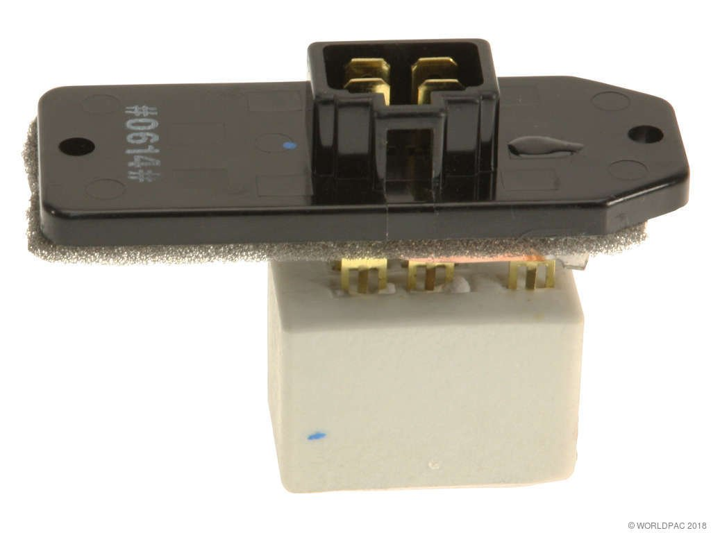 Mitsubishi Expo Lrv Hvac Blower Motor Resistor Replacement Four 1992 Metrix W0133 1954649