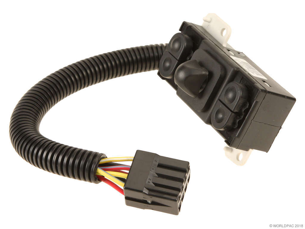 Lincoln Navigator Seat Switch Replacement Motorcraft Standard Wiring 1998 W0133 2103802 W O Climate Controlled Seats