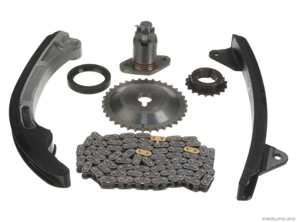 Toyota Corolla Engine Timing Chain Kit Replacement Cloyes Osk 2001 W0133 1899013 Production 12 31