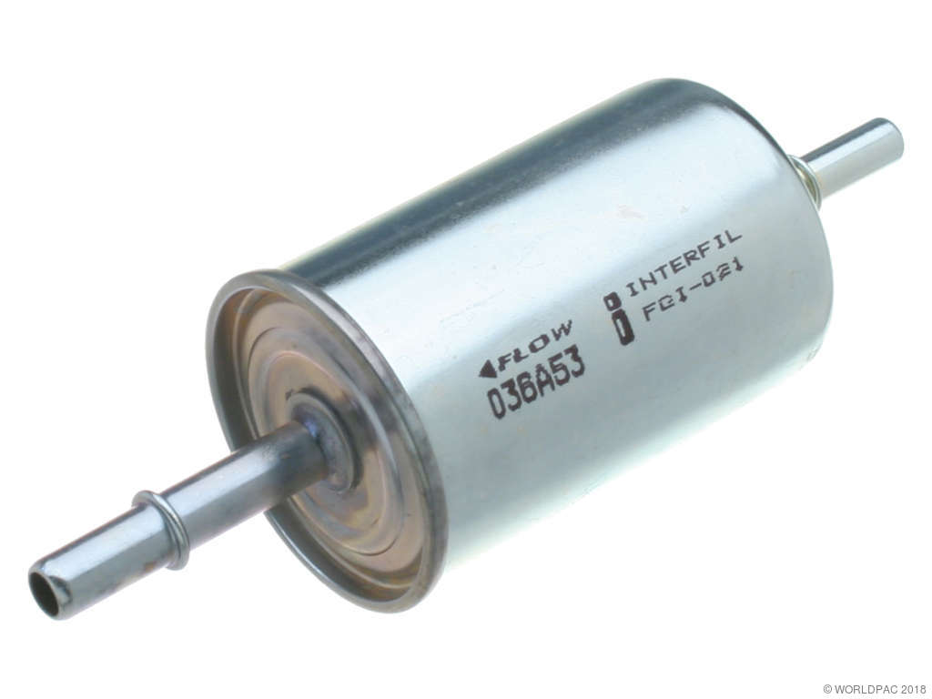 1991 Mercury Cougar Fuel Filter (Interfil W0133-1706453) Production:  11/01/1990- .