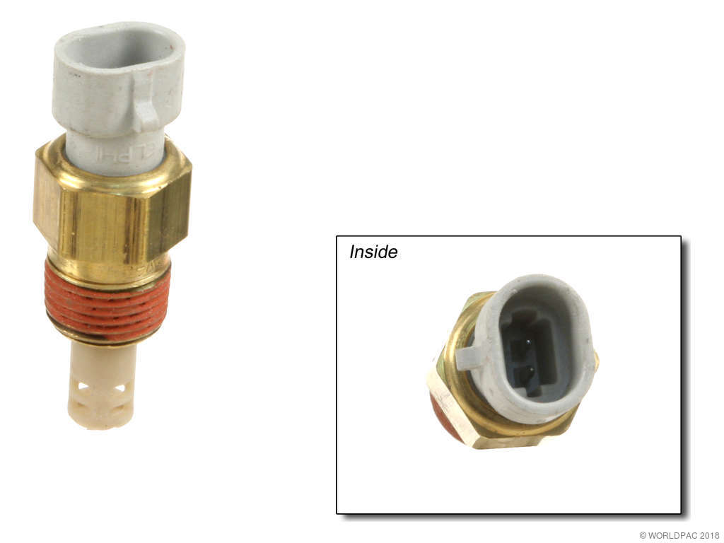 1985 cadillac commercial chassis air charge temperature sensor delphi w0133 1810815 location intake manifold2 blade terminal