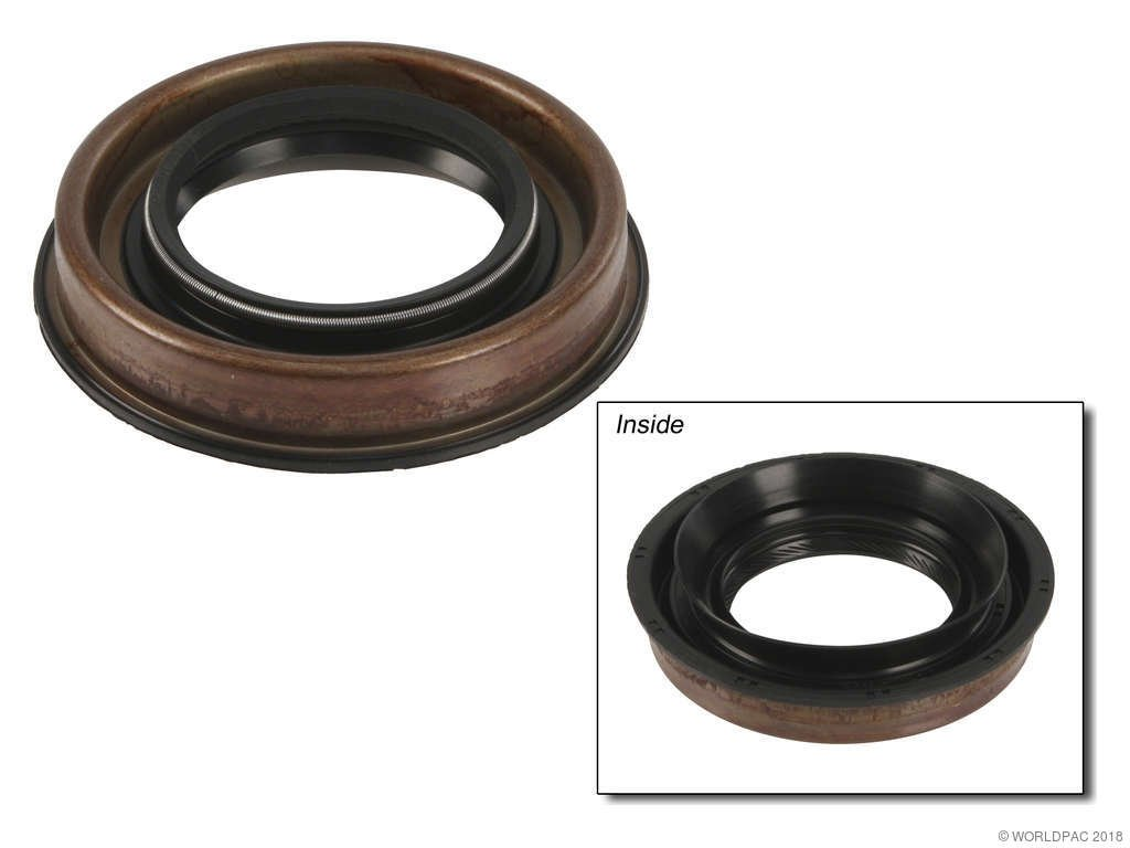 Nissan Frontier Differential Pinion Seal Replacement (Corteco