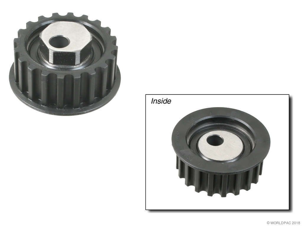 Porsche 944 Engine Timing Belt Tensioner Replacement Genuine Ina Gear 1983 W0133 1630332 Camshaft With Hex Head Eccentric