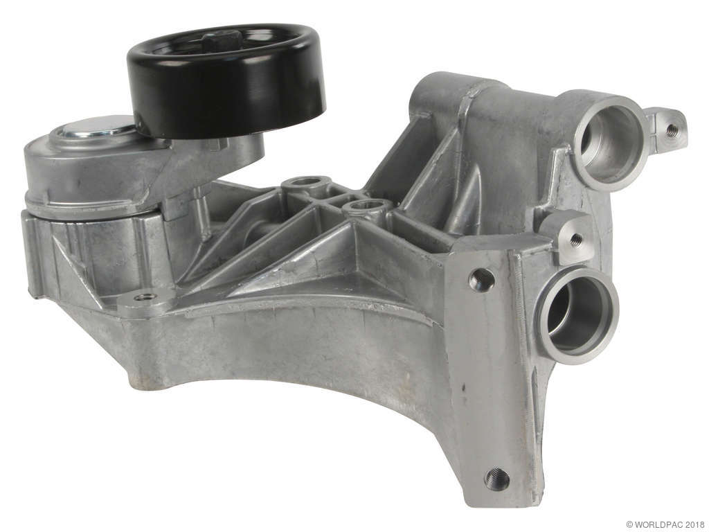 Buick Regal Drive Belt Tensioner Assembly Replacement Acdelco Timing For Century 1999 Gates W0133 1866124 Includes Inlet Outlet Ports And Pulley Serpentine