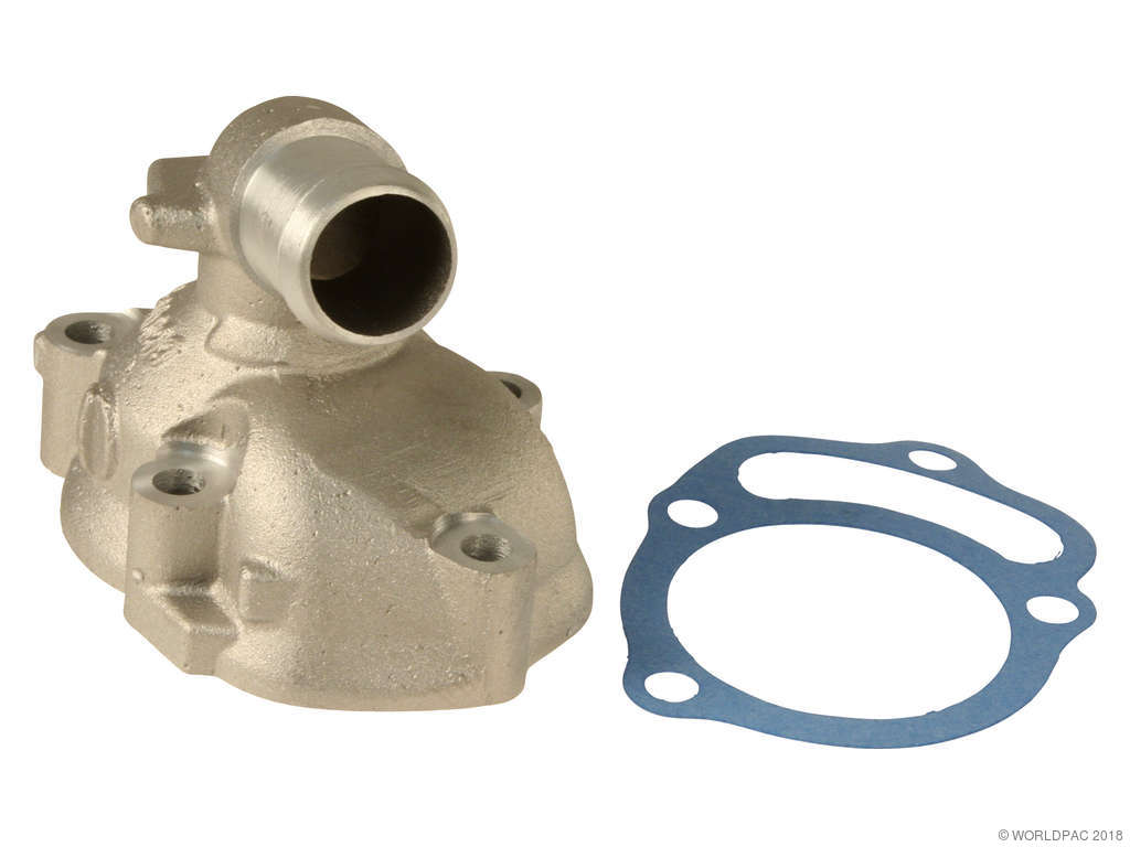 nissan quest 1998 thermostat location