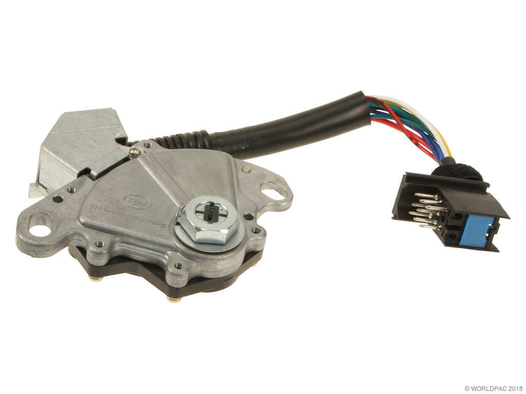 1993 Volvo 850 Neutral Safety Switch (APA/URO Parts W0133-1603105) PNP  Switch - On Transmission .