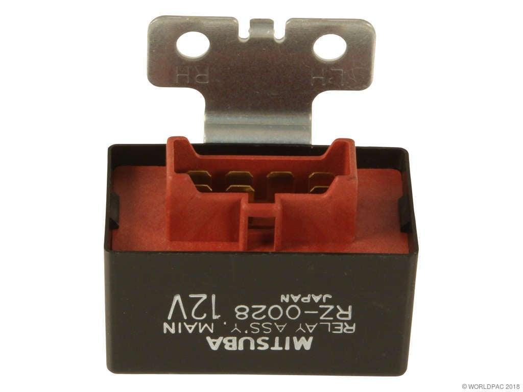 Honda Accord Main Relay Fix Mitsuba Rz 0028 Wiring Diagram 4107eab