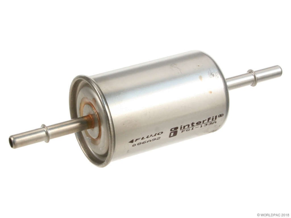 Lincoln Town Car Fuel Filter Replacement Beck Arnley Fram 1998 Interfil W0133 1700707