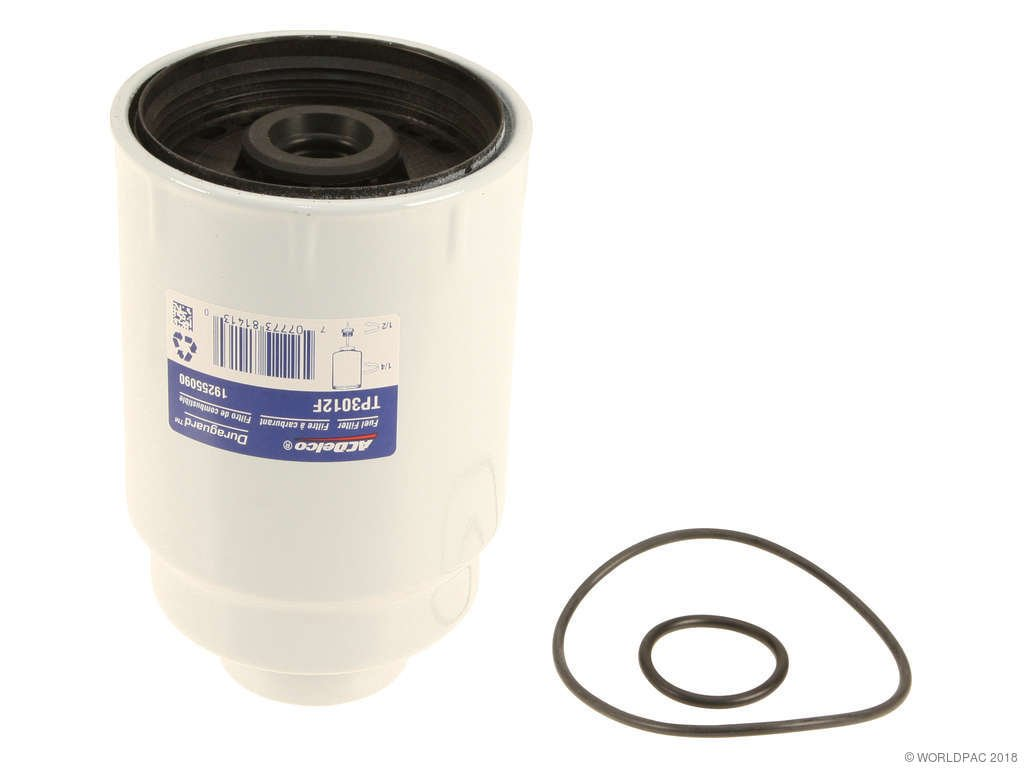 2012 Chevrolet Express 3500 Fuel Filter 8 Cyl 6.6L (ACDelco W0133-2056881)