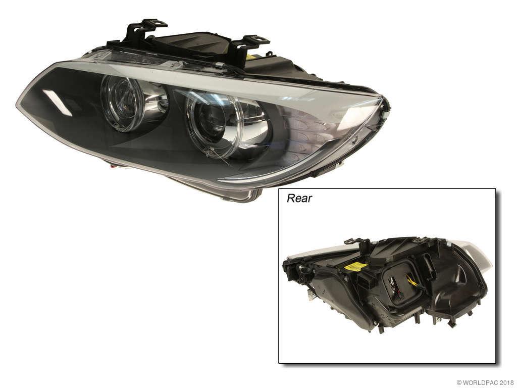 BMW 335i Headlight Assembly Replacement (Dorman, Hella, Magneti