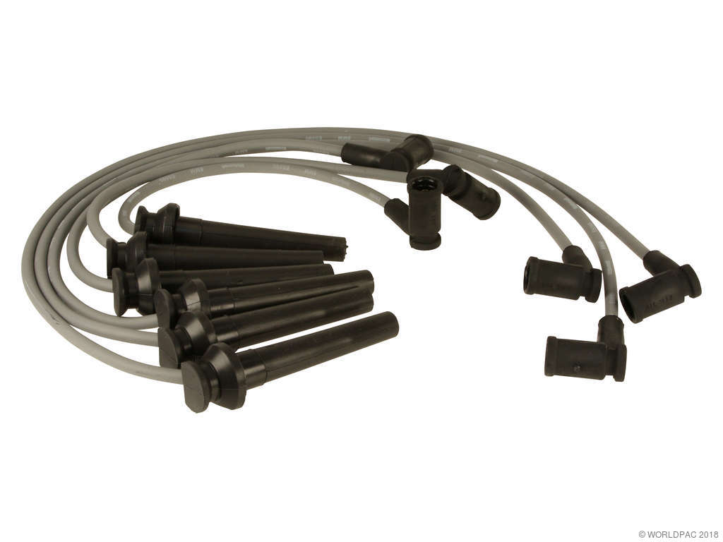 Ford Taurus Spark Plug Wire Set Replacement Beck Arnley Bosch 01 Ses Wiring 2001 Motorcraft W0133 1848959