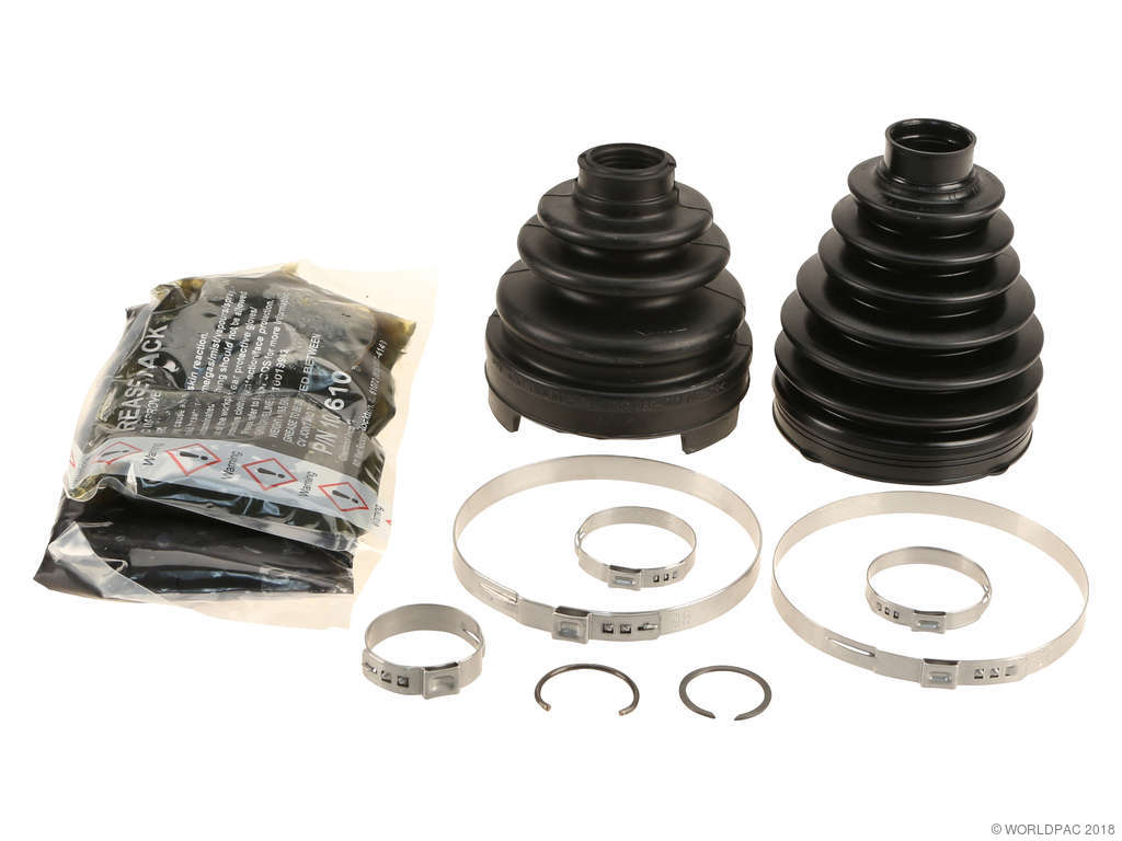 Toyota Camry CV Joint Boot Kit Replacement (Beck Arnley