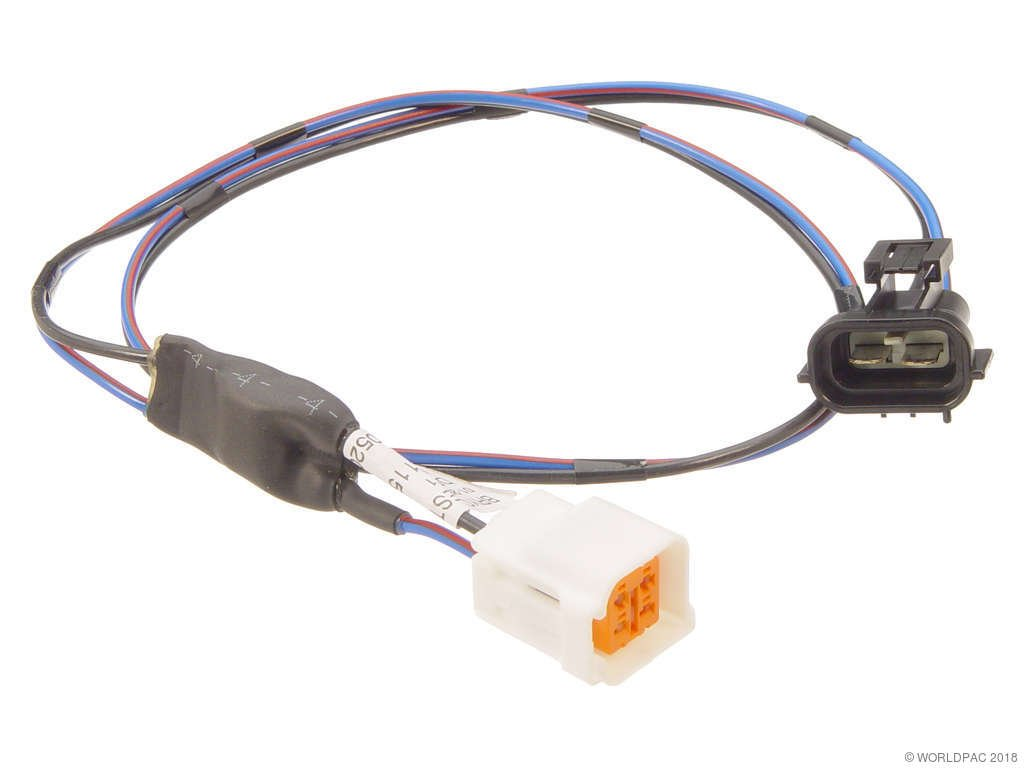 1991 Jaguar XJ6 Fuel Pump Wiring Harness (Genuine W0133-1605531) Chas:  629286-679206, Inc. Protection Module (Fuseable Link) - Use with pump # NMD  6013AA ...