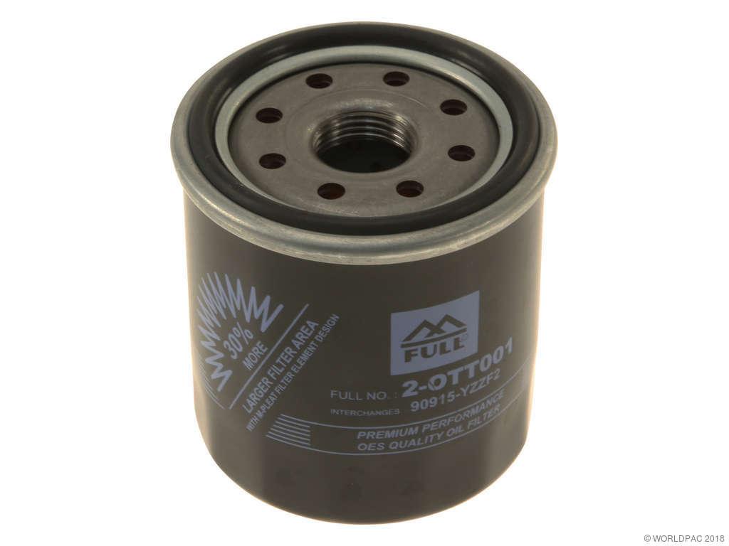 Toyota Solara Engine Oil Filter Replacement Beck Arnley Bosch