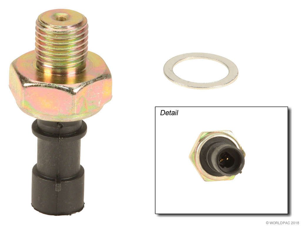 Saturn Vue Engine Oil Pressure Switch Replacement Acdelco Vemo Change 2002 6 Cyl 30l W0133 1821966