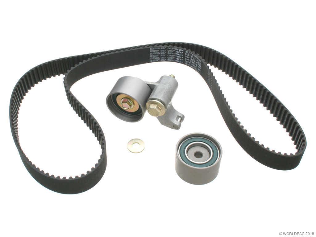 Isuzu Amigo Engine Timing Belt Component Kit Replacement Beck 1999 Water Pump 6 Cyl 32l Contitech W0133 1609230 T 8 97191 036 1 Tensioner 97136 256 0