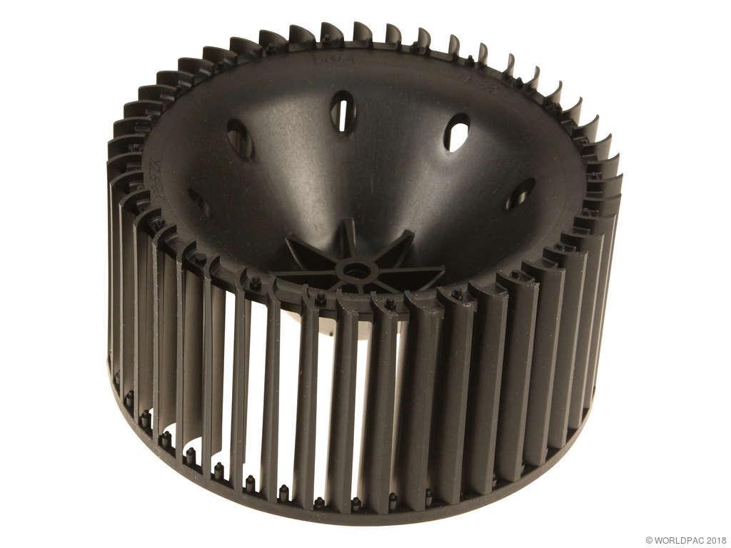 HVAC Blower Motor Wheel Front 4 Seasons 35608