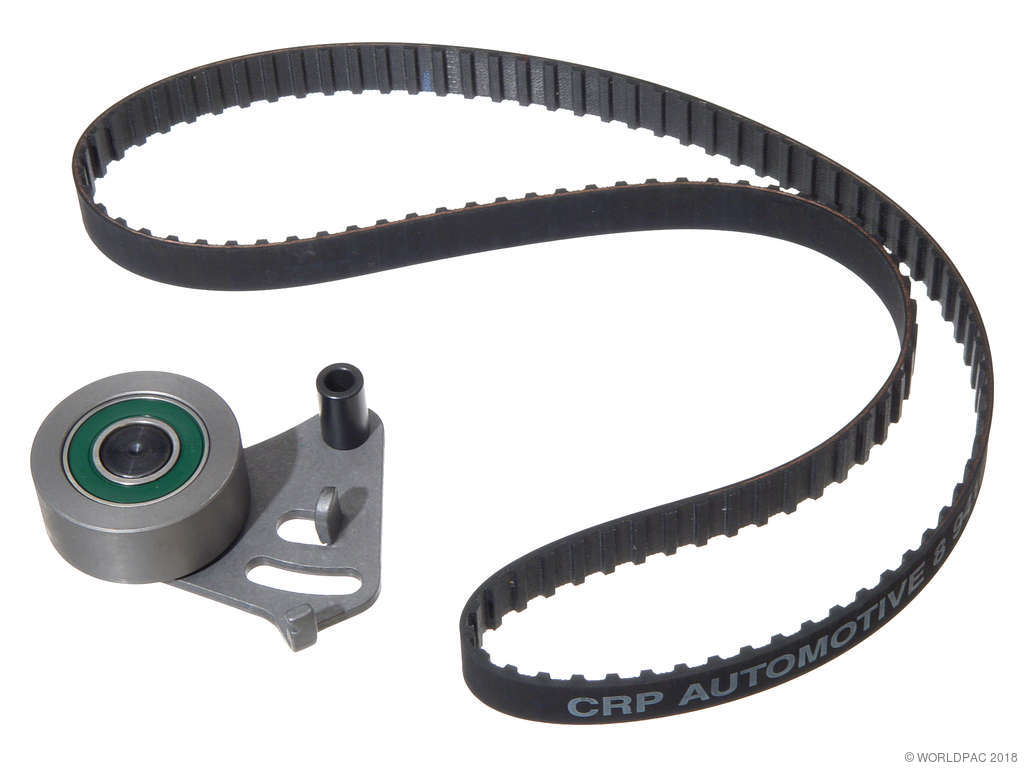 1986 Isuzu Trooper Engine Timing Belt Component Kit 4 Cyl 2.3L (ContiTech  W0133-1619893) Belt:8970417840/8941606560; Tensioner:8942151970/1 .