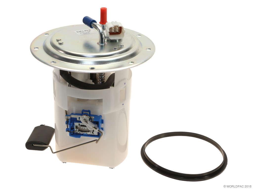Hyundai Accent Fuel Pump Module Assembly Replacement Airtex Auto 7 Location 2007 Delphi W0133 1782551