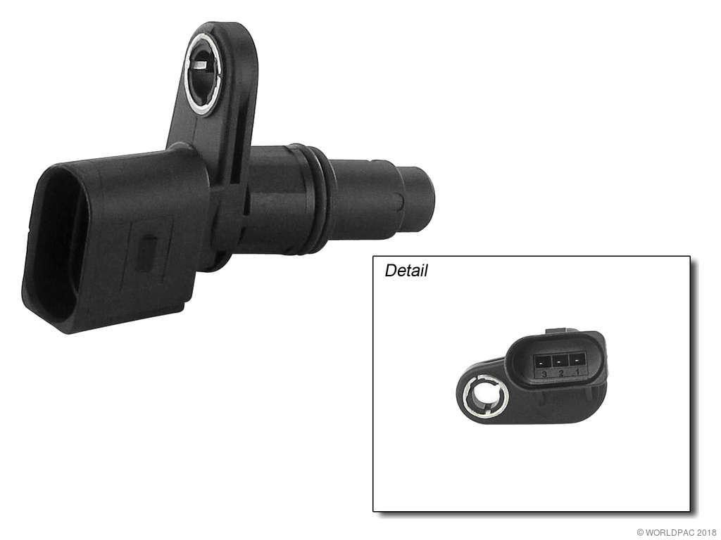 Volkswagen Touareg Engine Camshaft Position Sensor Replacement Beck 2004 Diagram 10 Cyl 49l Vemo W0133 1785195