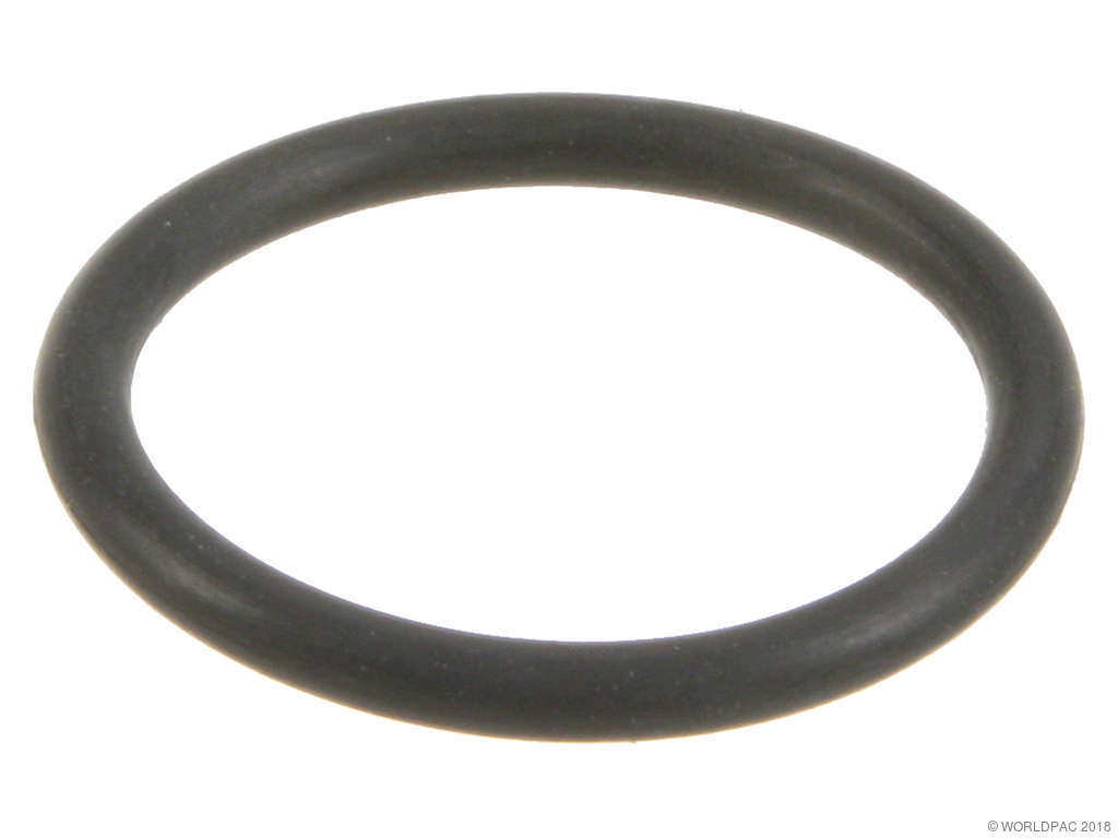 For BMW Engine Coolant Water Pipe Water Hose to Engine Block w// O-Ring URO Parts